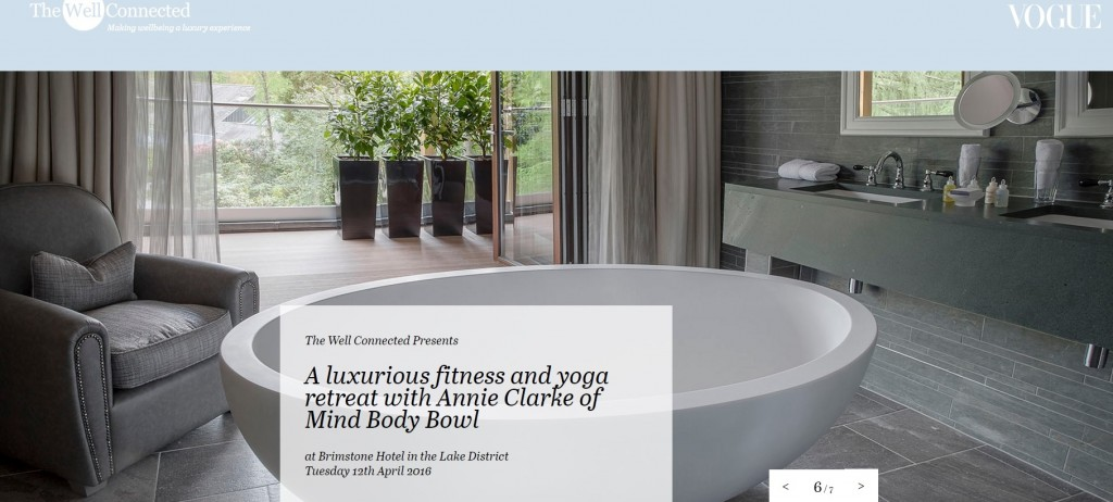 lake district yoga retreat