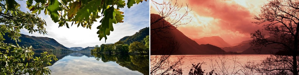 ullswater lake district cottages